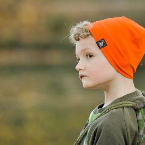 bawełniana czapka dla dzieci WADERA