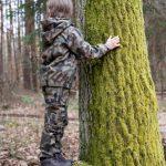 strój moro dla chłopca