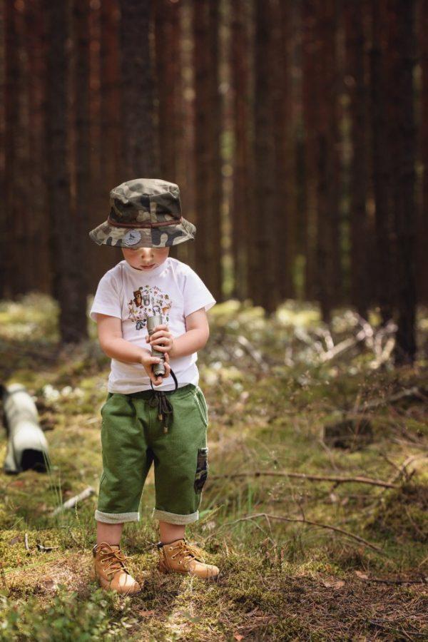 kapelusz moro dla dzieci