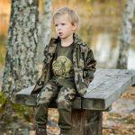 t-shirt dla dzieci z jelenim WADERA